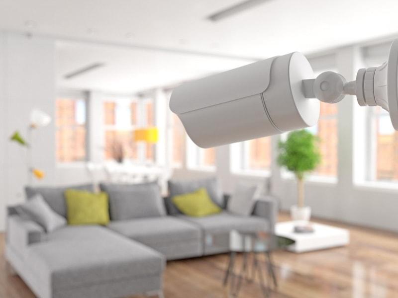 Caméra de surveillance sans-fil