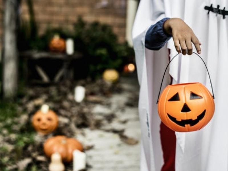 Une Halloween en toute sécurité