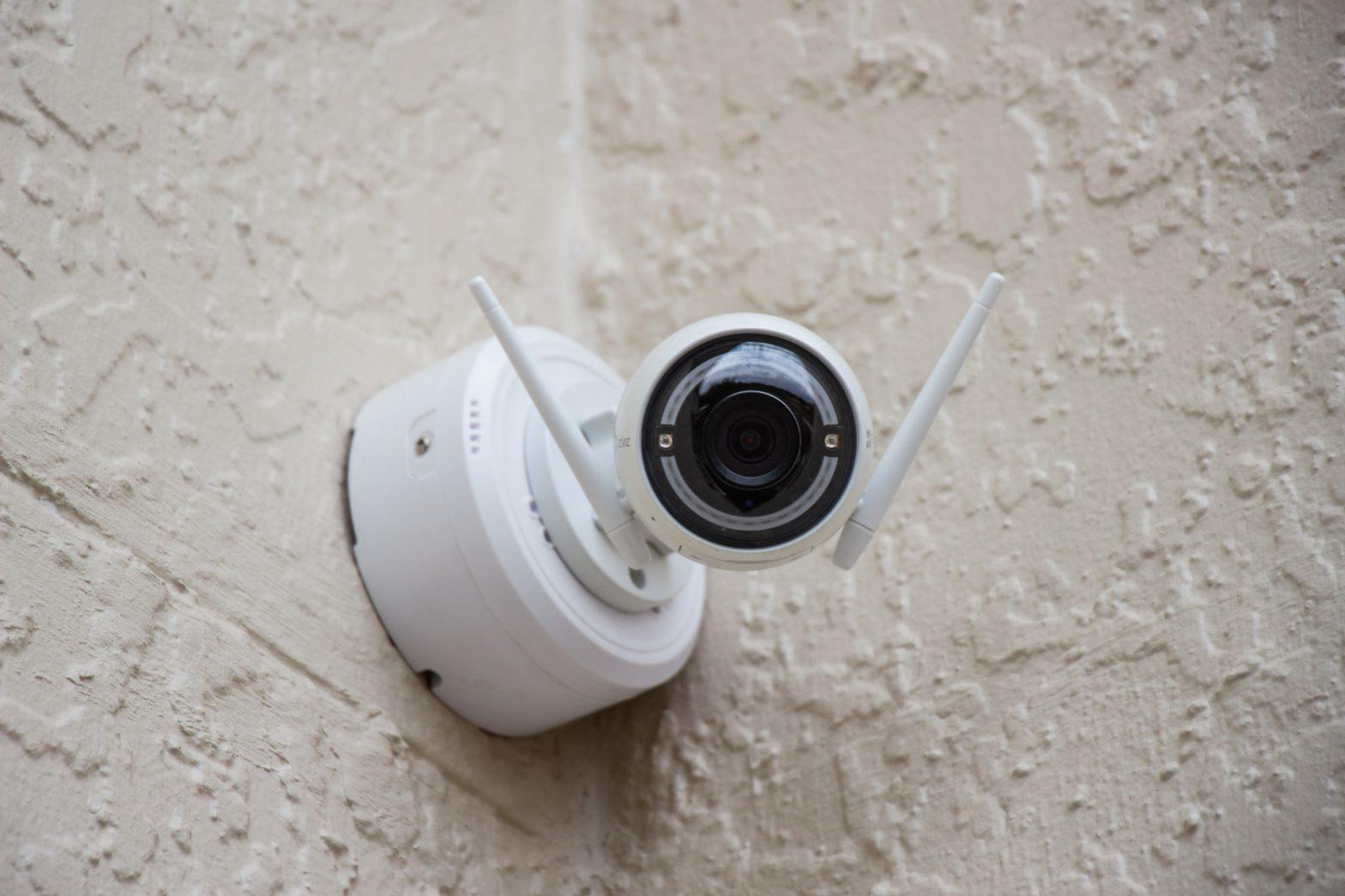 caméra de surveillance résidentiel et commercial