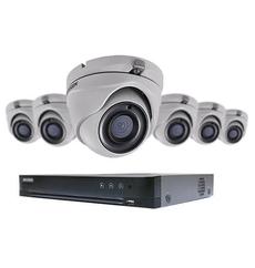Ensemble Hikvision TurboHD DVR 8 canaux - ( T7208U2TA6 )