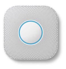 Google Nest Protect, Détecteur de fumée et de monoxyde de carbone wifi - ( 1M-S3000BWEF )