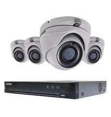 Hikvision TurboHD 4-channel DVR set - ( T7204U1TA4 )