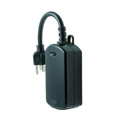 Honeywell Home Plug-In Outdoor Switch, Black - ( Z5SWPIO )