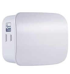 Honeywell Home Prise double avec Gradateur - ( Z5DIMPID )
