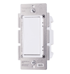 Honeywell Home Switch (3-Way), In-Wall, White - ( Z53WSWITCH )