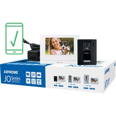 Video Intercom Kit compatible with Wifi and Mobile - ( JOS-1AW )