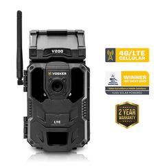 Vosker V200 – Caméra extérieure de sécurité sans-fil LTE - ( V200-CANADA )