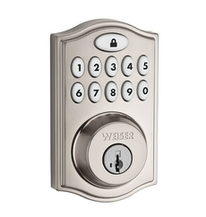 Weiser SmartCode 10 Traditional Electronic Lock With Z-Wave - ( 9GED18000-016 )